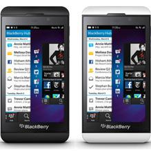 Blackberry Z10 for Solavei