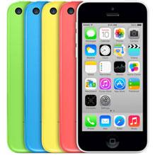 iPhone 5c for Solavei